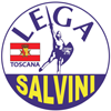 Simbolo Lista Lega Salvini Toscana