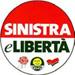 Simbolo Lista Sinistra e Libertà Federazione dei Verdi