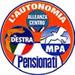 Simbolo Lista La Destra MPA Partito Pensionati Alleanza di Centro