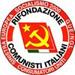 Simbolo Lista Partito della Rifondazione Comunista - Sinistra Europea Partito dei Comunisti Italiani