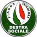 Simbolo Lista Movimento Sociale Fiamma Tricolore