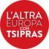 Simbolo Lista L'ALTRA EUROPA CON TSIPRAS