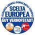 Simbolo Lista SCELTA EUROPEACON GUY VERHOFSTADT