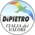 Simbolo Lista Italia dei Valori - Di Pietro