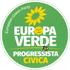 Simbolo Lista EUROPA VERDE PROGRESSISTA CIVICA