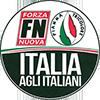 Simbolo Lista ITALIA AGLI ITALIANI