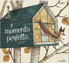 Illustrazione della copertina del libro Il momento perfetto