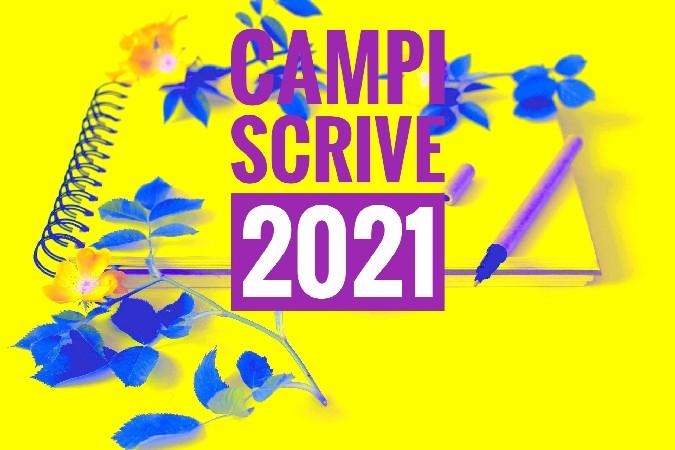 Logo di Campi scrive 2021