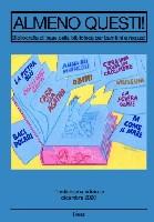 Copertina di Almeno questi! Tredicesima edizione (dic. 2020)