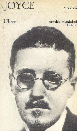 Copertina dell'Ulisse di James Joyce (Mondadori)