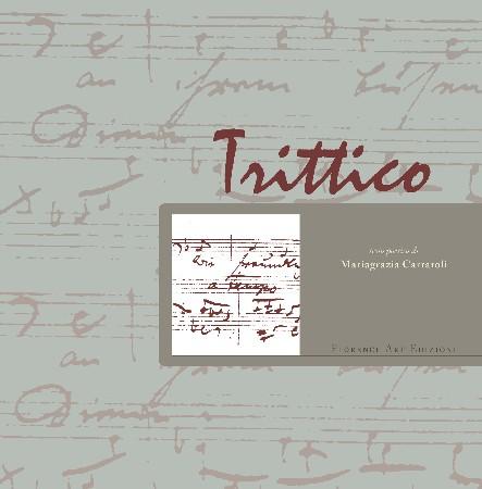 """copertina di """"Trittico"""""""