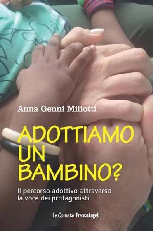 Copertina del libro di Anna Genni Miliotti