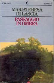 """Copertina del libro """"Passaggio in ombra"""""""