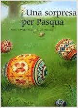 Illustrazione della copertina del libro Una sorpresa per Pasqua