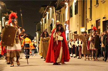 Via Crucis per le strade di Campi Bisenzio