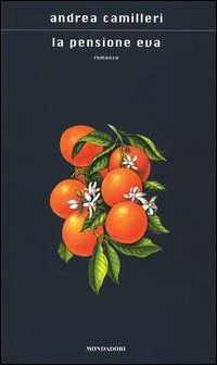Immagine della copertina del libro La pensione Eva di Andrea Camilleri