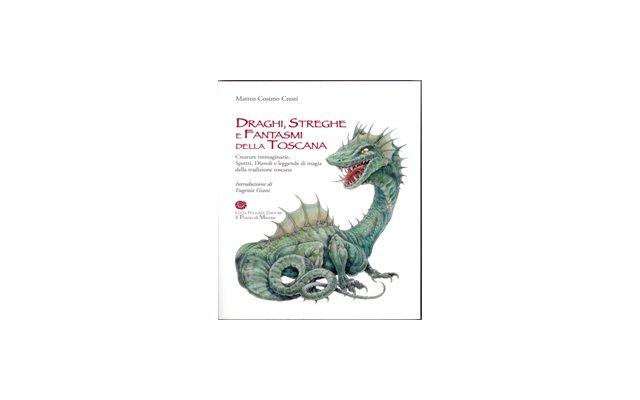 La copertina del libro Fate e folletti della Toscana