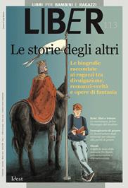 Copertina del numero 113 della rivista LiBeR