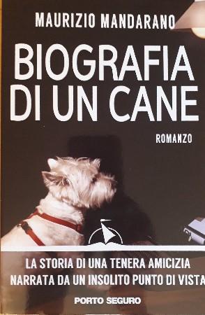 Copertina del libro di Maurizio Mandarano