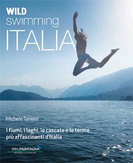 """Copertina del libro """"Wild Swimming Italia"""""""