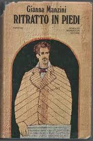 """Copertina del libro """"Ritratto in piedi"""""""