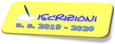 Iscrizioni scuole anno scolastico 2019/2020