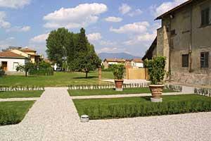 Giardino della Rocca Strozzi