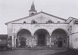 Chiesa di San Donnino - foto tratta da Il Museo di Arte Sacra di San Donnino a Campi Bisenzio