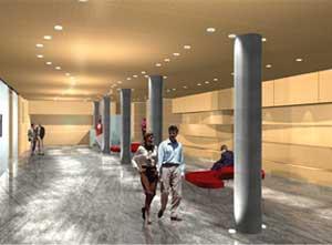 Foyer, immagine sintetica
