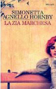 Immagine della copertina del libro La zia marchesa di Simonetta