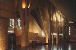 Interno Chiesa di San Giovanni Battista - foto di Andrea Bonfanti