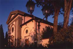 Chiesa di San Cresci - foto di Andrea Bonfanti
