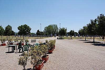 Strutture nel parco