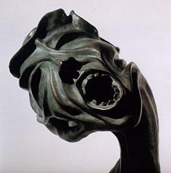 L'Urlo di dolore, scultura del maestro Antonio Manzi