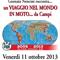 Logo viaggio nel mondo