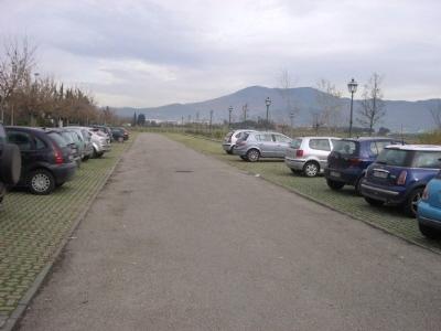 Foto parcheggio di Villa Montalvo