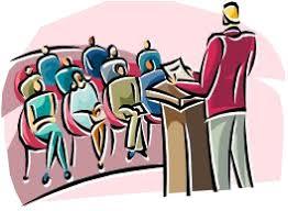 Disegno di un convegno