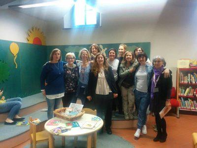 Gruppo di persone partecipanti al progetto