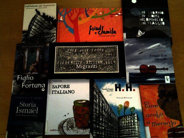 Copertine di libri proposti in bibliografia