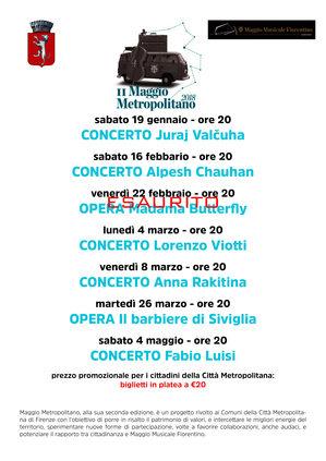 Comune di Campi Bisenzio - Una sera al Teatro del Maggio ...