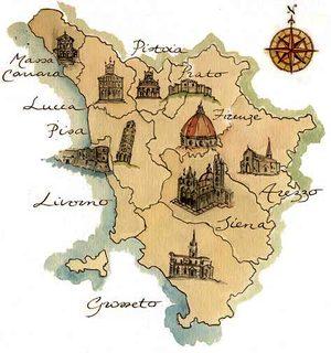 Osservazioni alle Varianti al Piano di Indirizzo Territoriale PIT della Regione Toscana con valenza di piano paesaggistico.